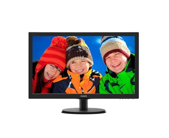 "Monitorius Philips 223V5LSB2/10, 21.5"", 5 ms"