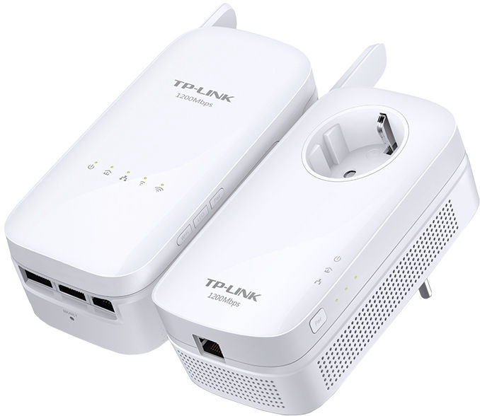 TP-Link TL-WPA8630 Powerline Adapter Twin Pack
