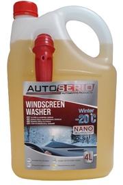 Стеклоомывающая жидкость Autoserio Windscreen Washer Winter 4l