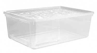 Plast Team Basic Shoebox With Hatch 39x25.8x13.3cm