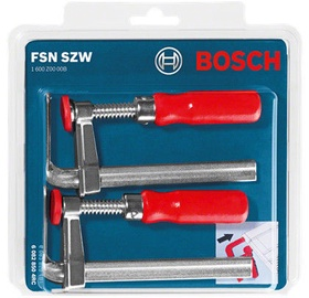 Bosch FSN SZW G-Clamps 2pcs