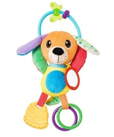 Chicco Colorful Dog Rattle 92260