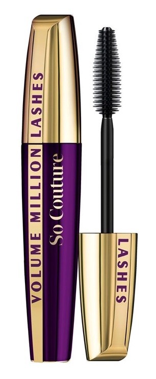 L´Oreal Paris Volume Million Lashes So Couture 9.5 ml Black