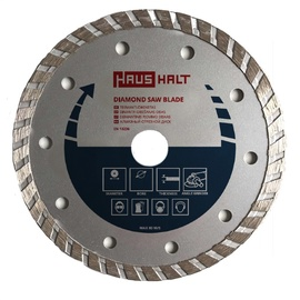 HausHalt Turbo Saw Diamond Cutting Disc 125x2.4x22.23mm