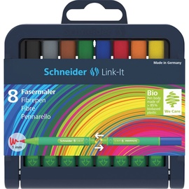 Schneider Pen Link-It Fineliner 0.1mm 8pcs 192098