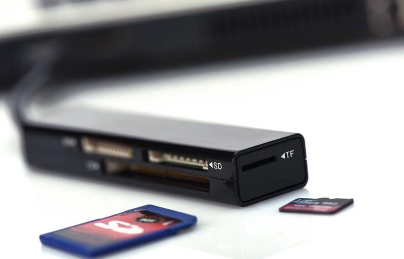 Ednet 85241 Multi USB 2.0 Card Reader