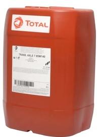 Масло для трансмиссии Total Traxium Axle 7 85W - 140, для трансмиссии, для грузовиков, 20 л