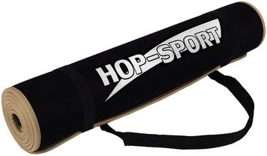 Hop-Sport Fitness Mat HS-2256 180x60cm Black