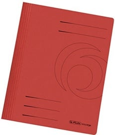 Herlitz Flat File 11034295 Red