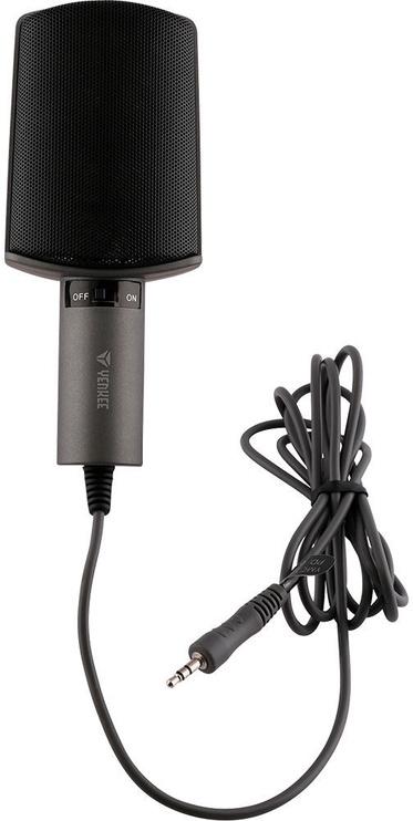 Микрофон Yenkee YMC 102OGY Desktop PC Microphone