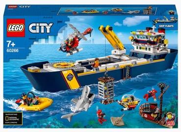 Konstruktor LEGO® City Ookeani uurimise laev 60266