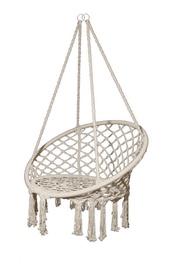 Šūpuļtīkls-krēsls Besk Hammock, balta