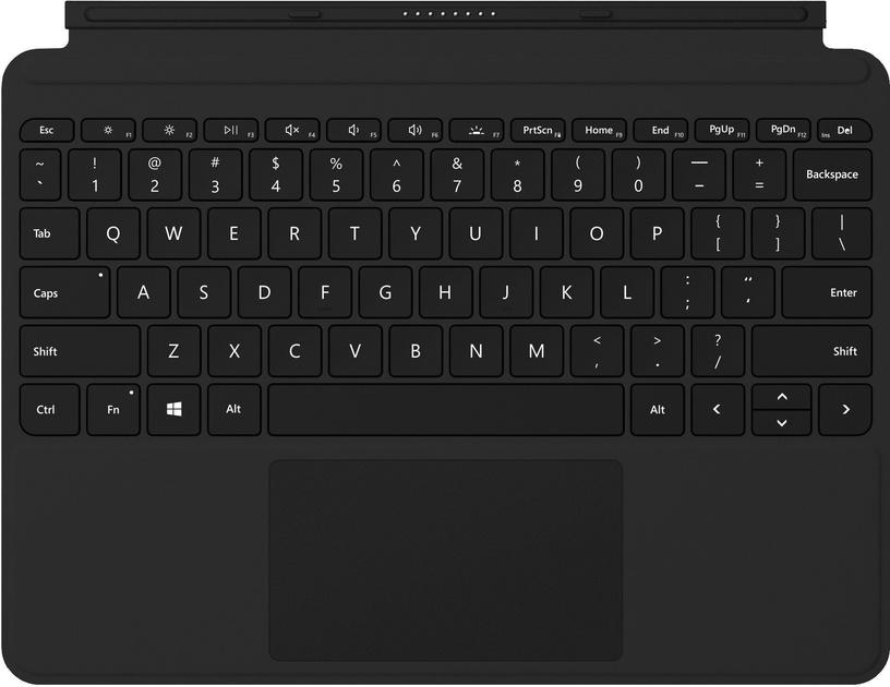 Клавиатура Microsoft Go Type EN, черный, беспроводная