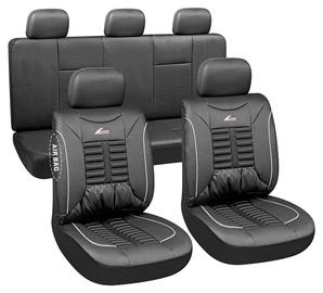Automobilio sėdynių užvalkalai Autoserio AG-28876/1, 11 dalių