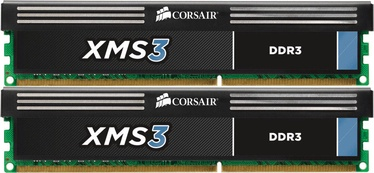 Corsair XMS3 4GB 1333MHz CL9 DDR3 KIT OF 2 TW3X4G1333C9A