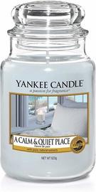 Ароматическая свеча Yankee Candle Classic Large Jar A Calm & Quiet Place, 623 г
