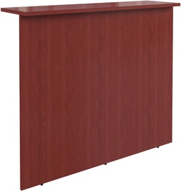 Skyland Dex DMS 120 Reception Desk Memphis Cherry