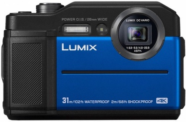 Panasonic Lumix DC-FT7 Blue