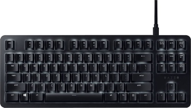 Razer Blackwidow Lite Gaming Keyboard Orange Switch US