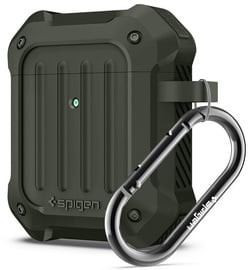 Spigen Tough Armor Case For Apple Airpods Military Green