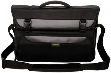 Targus City Gear Messenger Laptop Bag 15-17.3 Black