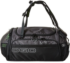 Ogio Endurance 7.0 Travel Duffel Black