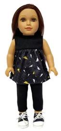 Кукла Gerardos Toys Besties Isabella 46cm