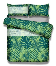 AmeliaHome Averi Rain Forest Bedding Set 200x220/70x90 2pcs