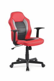 Vaikiška rašomojo stalo kėdė Nemo, raudona - juoda - pilka