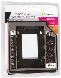 Tracer B-127 HDD/SSD To CD/DVD 12.7mm Adapter