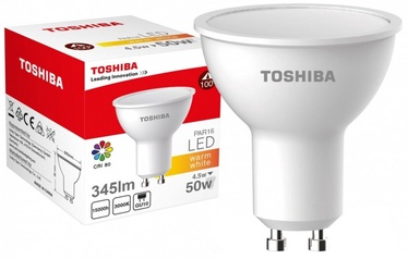 Toshiba LED Lamp 4.5W Warm White