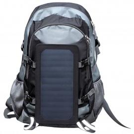 """PowerNeed Notebook Backpack 15.6"""" Black/Grey"""