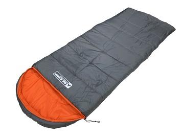 Спальный мешок O.E.Camp RD-SB23-O, oранжевый/серый, 235 см