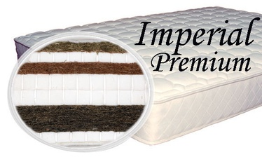 Čiužinys SPS+ Imperial Premium, 140x200x20 cm
