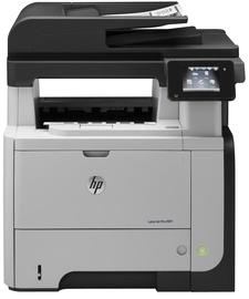 Daugiafunkcis spausdintuvas HP LaserJet Pro M521dw, lazerinis