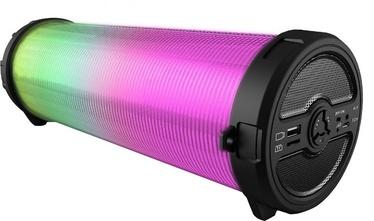 Belaidė kolonėlė iDance Cyclone CY 301 Bluetooth Speaker Black