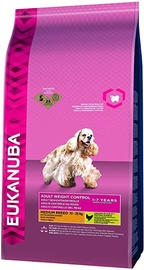 Eukanuba Adult Weight Control Dry Food 3kg