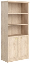 Skyland Office Cabinet RHC 89.5 Oak Devon