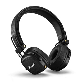Marshall Major III Bluetooth On-Ear Headphones Black