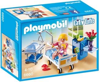 Playmobil City Life Maternity Room 6660