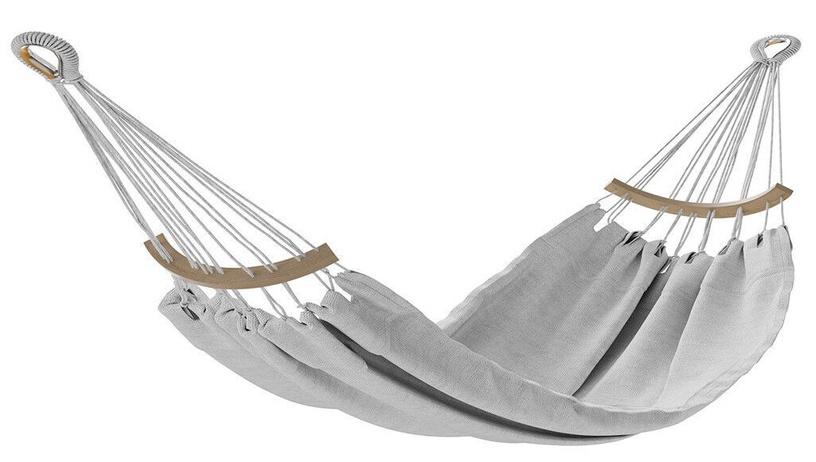Võrkkiik AmeliaHome Lazara, hall, 240 cm
