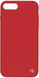 Tellur Pilot Back Case For Apple iPhone 7 Plus/8 Plus Red