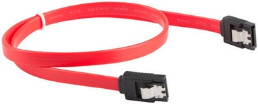 Lanberg SATA To SATA Red 0.7M