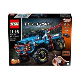 Konstruktorius Lego Technic, 6 x 6 vilkikas, 42070
