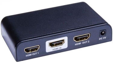 Techly Audio / Video Splitter HDMI x 2 3D