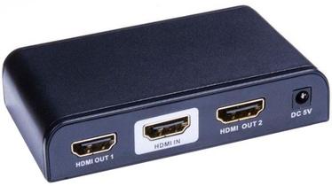Раздатчик видеосигнала (Splitter) Techly Audio / Video Splitter HDMI x 2 3D