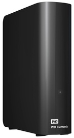 "Western Digital 3.5"" Elements 6TB USB 3.0 Black"