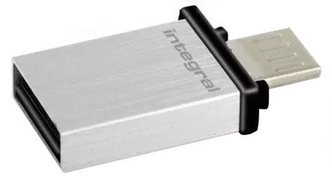 Integral 64GB Micro Fusion OTG USB Flash Drive