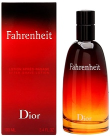 Christian Dior Fahrenheit 100ml Aftershave Lotion Spray