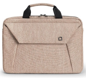 Dicota Slim Case Edge 14 -15.6 Sandstone